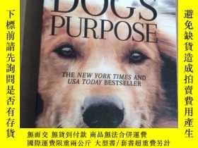 二手書博民逛書店A罕見Dog's Purpose: A Novel for Hu