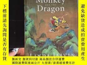 二手書博民逛書店The罕見Monkey And The DragonY27163