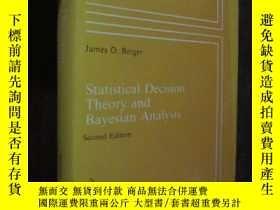 二手書博民逛書店Statistical罕見Decision Theory and