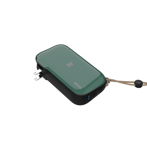 IDMIX MR CHARGER 10000 (CH06) 能充筆電的行動電源|高效辦公,暢快出國【WitsPer智選家】