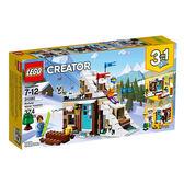 樂高積木 LEGO《 LT31080 》Creator 創意大師系列 - 冬季假期 Winter Vacation╭★ JOYBUS玩具百貨