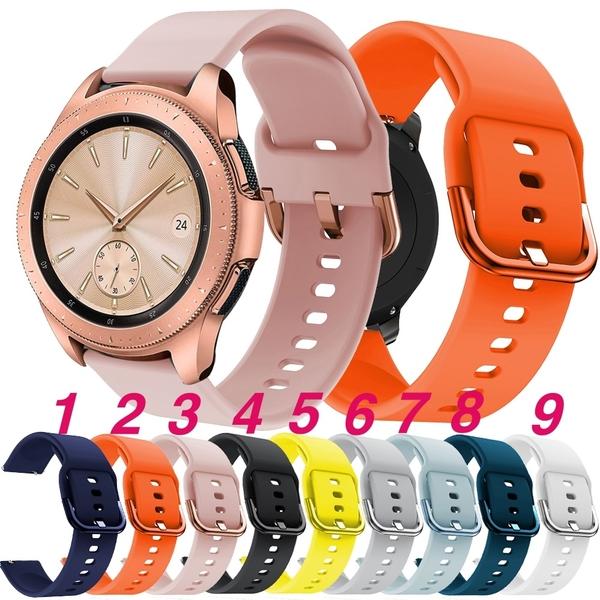 Garmin Venu Sq vivoactive3 矽膠錶帶 645 245M vivomove hr 運動鎖扣腕 錶帶 手錶帶