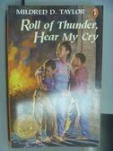 【書寶二手書T3/原文小說_NBV】Roll of Thunder, Hear My Cry