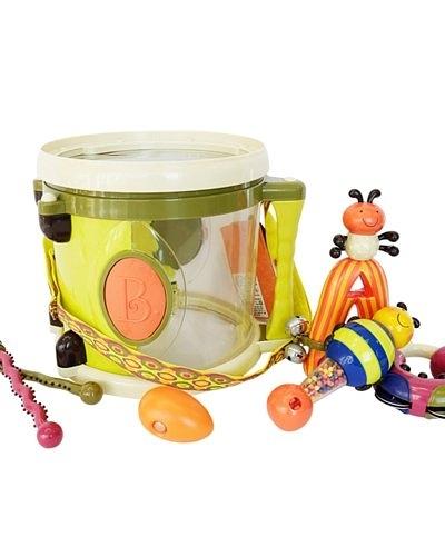 美國【B.Toys】砰砰打擊樂團