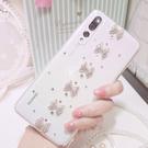 IPhone12 Pro Max 12mini iPhone11 SE2 XS Max IX XR i8 i7 Plus i6S 蘋果手機殼 水鑽殼 客製 手做 直條蝴蝶結