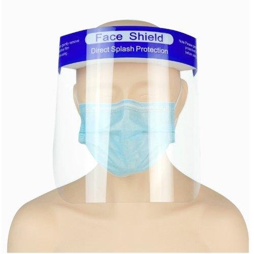 頭戴式透明防護面罩 防飛沫 防疫罩