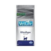 【Farmina 法米納天然處方】貓用極低敏水解蛋白配方VCU-9 2kg