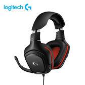 【Logitech 羅技】G331 立體聲電競耳機麥克風 【買再送手機指環支架】