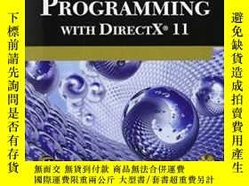 二手書博民逛書店Introduction罕見To 3d Game Programming With Directx 11Y36