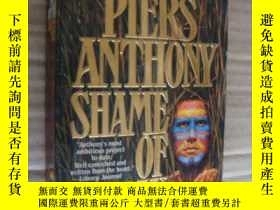 二手書博民逛書店Shame罕見of Man 大丈夫的恥辱Y85718 Piers