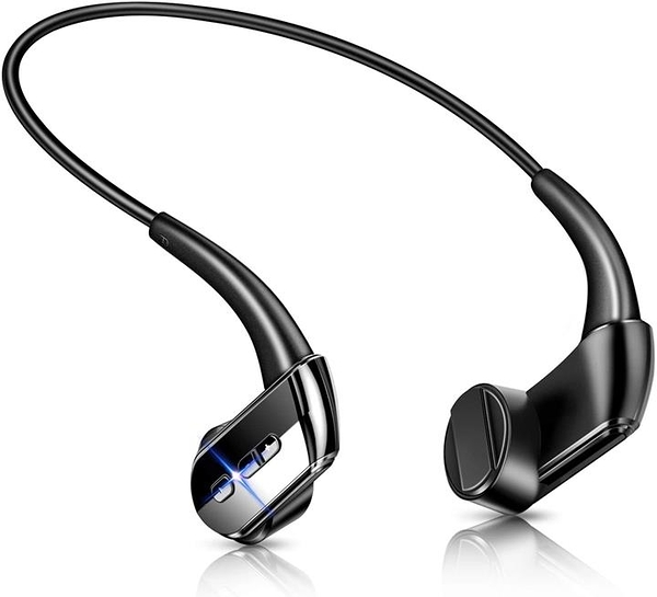 【日本代購】骨傳導耳機 GOOSERA Bluetooth5.1技術 藍牙 運動 無線耳機 Hi-Fi 超輕 CVC8.0降噪 防水