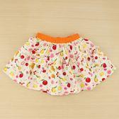 【愛的世界】彈性鬆緊帶水果百匯短裙/2~3歲-台灣製- ★春夏下著