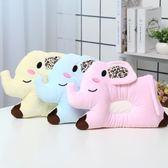 春夏季嬰兒定型枕兒童冰絲枕頭寶寶防偏頭涼枕初新生兒0-1歲-Ifashion