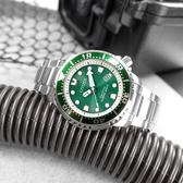 CITIZEN 星辰表 / BN0158-85X / PROMASTER 光動能 綠水鬼 潛水錶 防水200米 日期 不鏽鋼手錶 綠色 44mm