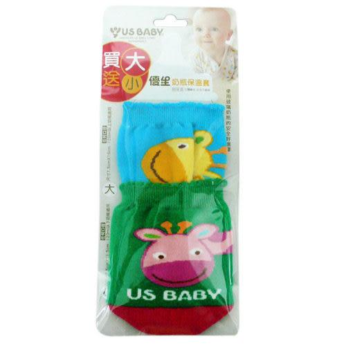 【奇買親子購物網】優生 US BABY 奶瓶立體保護套-大