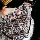 促銷 新品小雛菊蕾絲內褲女印花草莓網紗透明性感內褲純棉襠低腰三角褲