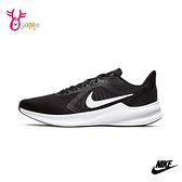 NIKE慢跑鞋 女鞋 運動鞋 跑步鞋 路跑 訓練鞋 DOWNSHIFTER 10 P7284#黑色◆OSOME奧森鞋業