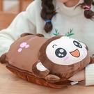 熱水袋充電防爆煖寶寶暖水袋注水可拆洗卡通毛絨可愛敷肚子暖手寶 雙十二全館免運