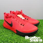 Nike Zoom Live II EP 二代 紅 黑 低筒 籃球鞋 男 (布魯克林)  2018/1月 AH7567-600