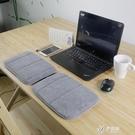 胳膊滑鼠墊記憶海綿墊辦公室桌鍵盤墊護腕手墊手肘墊子手托護 【快速出貨】