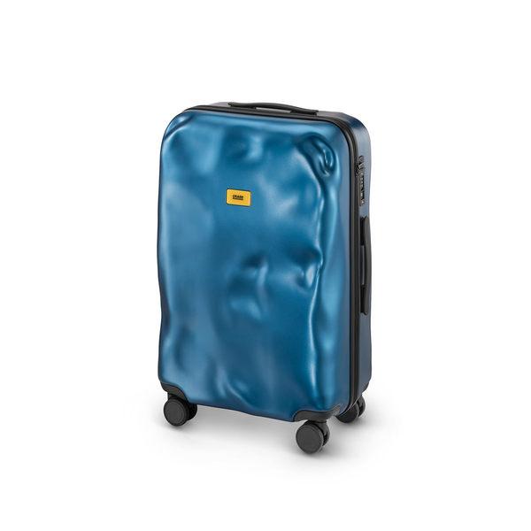 Crash Baggage Icon Metal Color 前衛辨識系列 霧面金屬色 衝擊 行李箱 中尺寸 25 吋