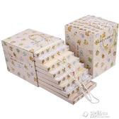 新生兒禮盒送禮物寶寶衣服0-3個月6套裝滿月初生必備嬰兒用品ATF 沸點奇跡