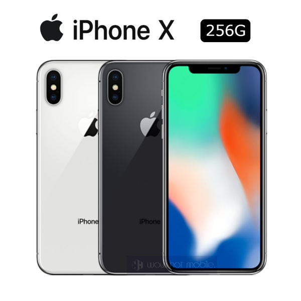 iPhone X 256GB 全新品