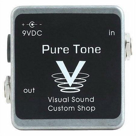 ☆ 唐尼樂器︵☆公司貨保固 Visual Sound Pure Tone Buffer 電吉他/電貝士單顆效果器