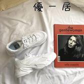 運動鞋女韓版原宿風休閒跑步女鞋