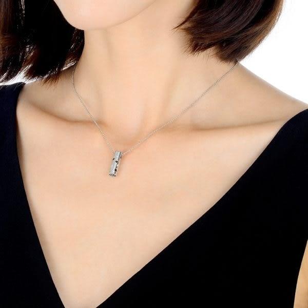 點睛品 infinity18K金鑽石項鍊