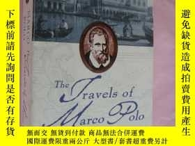 二手書博民逛書店The罕見Travels Marco Polo 品好近 Y857