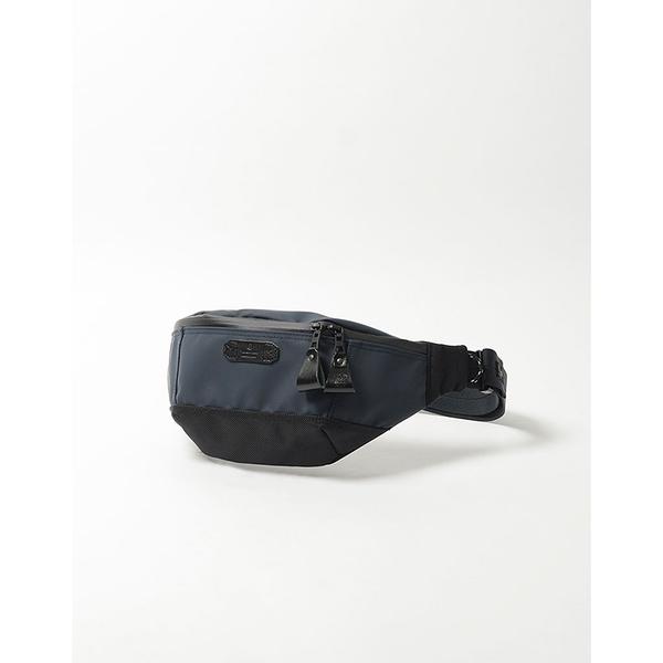 MSPC(master-piece) SLICK No.55551-NA [超強防潑水機能斜肩包-深藍色]