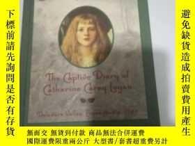 二手書博民逛書店Standing罕見in the Light: The Captive Diary of Catherine Ca