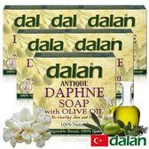【土耳其dalan】月桂橄欖油傳統手工皂(12%+72%) 6入