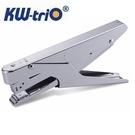 KW 握把式 0536CP 訂書機 NO.3 電鍍 (顏色隨機出貨) / 台