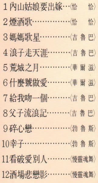 懷念音樂 第六輯 CD(購潮8)