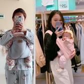 嬰兒背帶前後兩用寶寶外出簡易背帶嬰兒前抱式後背娃神器老式背巾