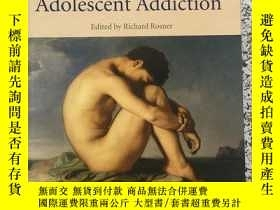 二手書博民逛書店clinical罕見handbook of adolescent