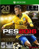 X1 Pro Evolution Soccer 2016 世界足球競賽 2016(美版代購)