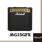 【非凡樂器】Marshall/MG15GFX/電吉他音箱/公司貨保固