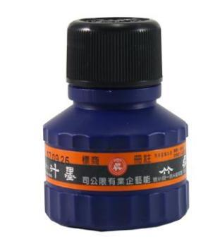 吳竹 圓瓶裝 小墨汁-60cc /瓶