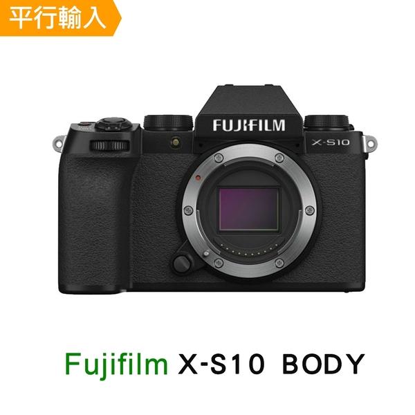 FUJIFILM X-S10 BODY單機身*(平行輸入)