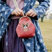 刺繡DIYdiy手工創意歐式刺繡材料包狗年布藝棉包包孕婦禮物創意-超凡旗艦店