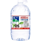 悅氏礦泉水6000ml【康鄰超市】