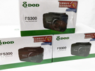 DOD FS300 前後雙錄 【限量促銷】SONY 感光元件 測速提示 行車記錄器/同FS460