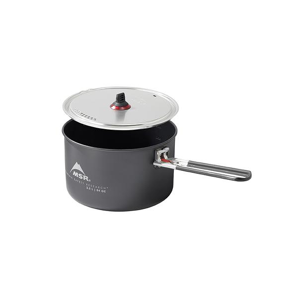 MSR Ceramic 陶瓷硬鋁不沾鍋組 2.5L