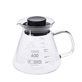 A-IDIO 耐熱玻璃壺(600ml)