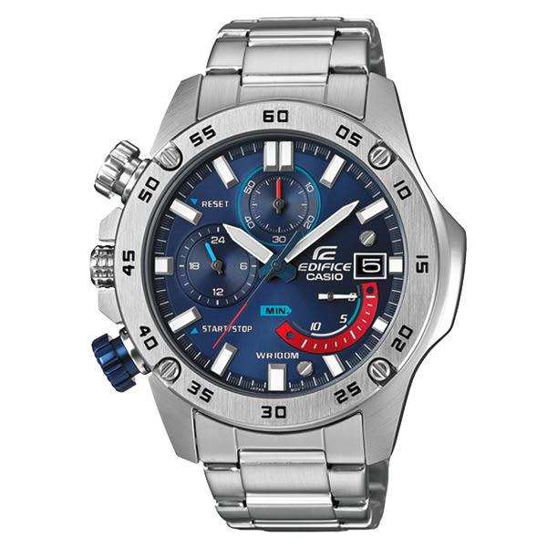 CASIO EDIFICE   未知逆轉時尚腕錶-EFR-558D-2AVUDF