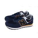 New Balance 574系列 運動鞋 跑鞋 深藍色 大童 童鞋 GC574SY2-W no932