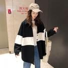 2020年春秋新款韓版百搭外搭開衫外套秋季上衣溫柔風長袖針織衫女 萬聖節
